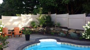 pool fencing - Ideal Fence Ottawa