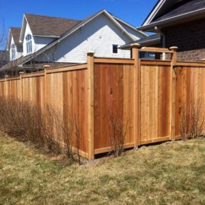 Fence - Ideal Fence of Ottawa