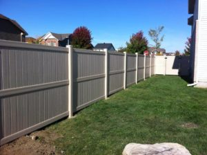 PVC/Vinyl Fence - Ideal Fence of Ottawa