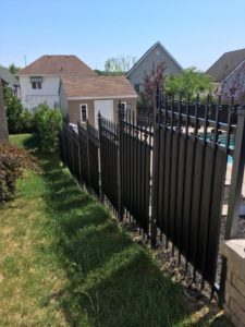 Iron / Metal Fence - Ideal Fence of Ottawa