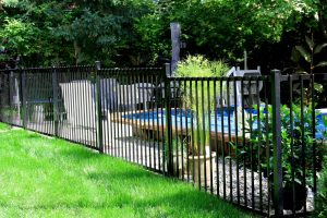 Aluminum Pool Fence - Ideal Fence of Ottawa